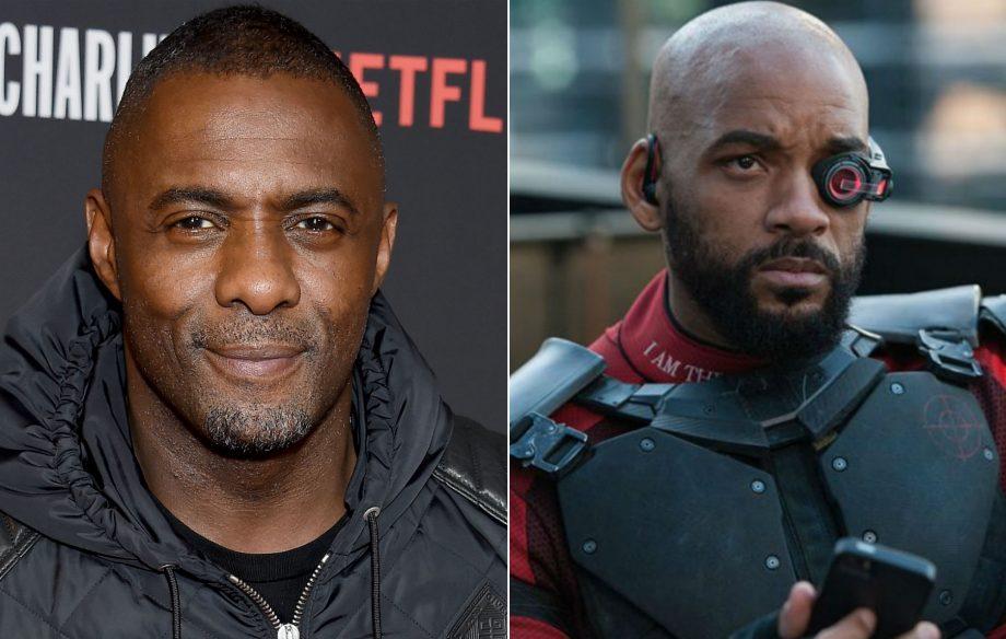 Idris Elba Suicide Squad Deadshot