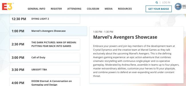 Everything We Know About The Marvel's Avengers Game: E3 2019 Reveal
