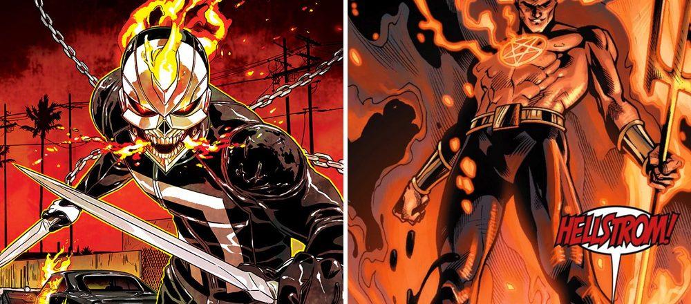 Ghost rider Marvel Hulu