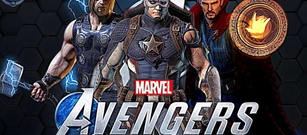 Marvel's Avengers Game: E3 2019 Reveal