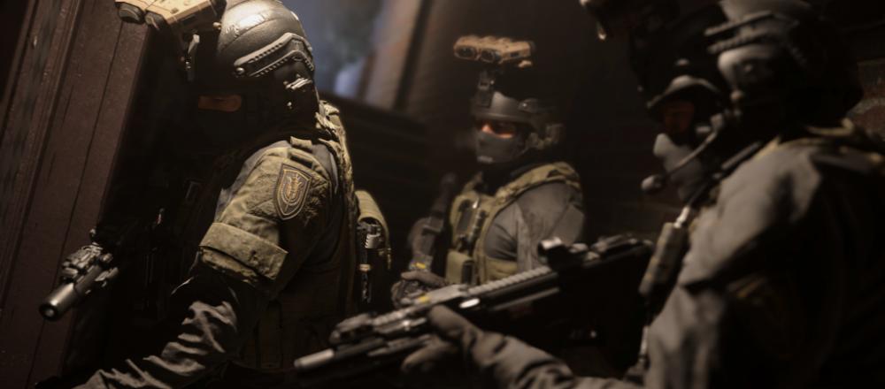 Modern Warfare Trailer Screenshot