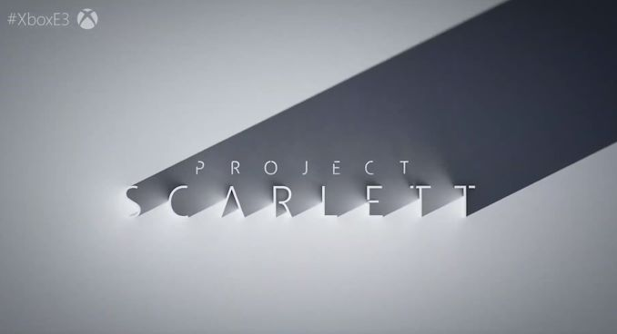 Project Scarlett Microsoft E3 Briefing