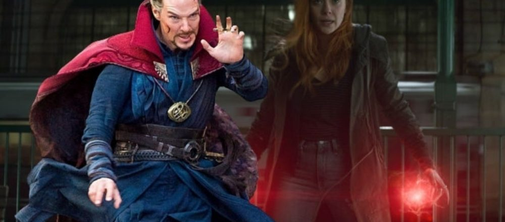 Marvel Phase 4 Doctor Strange in the Multiverse of Madness