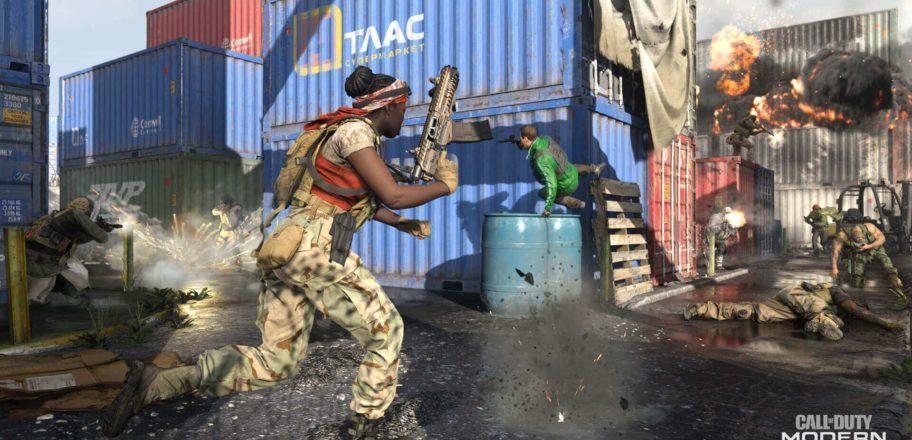 Modern Warfare Shipment