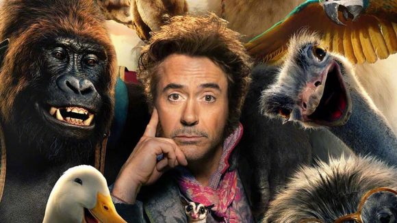 Dr. Dolittle Robert Downey Jr.