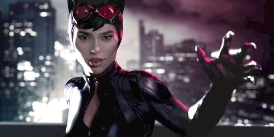 Zoey Zoë Kravitz Selina Kyle Catwoman