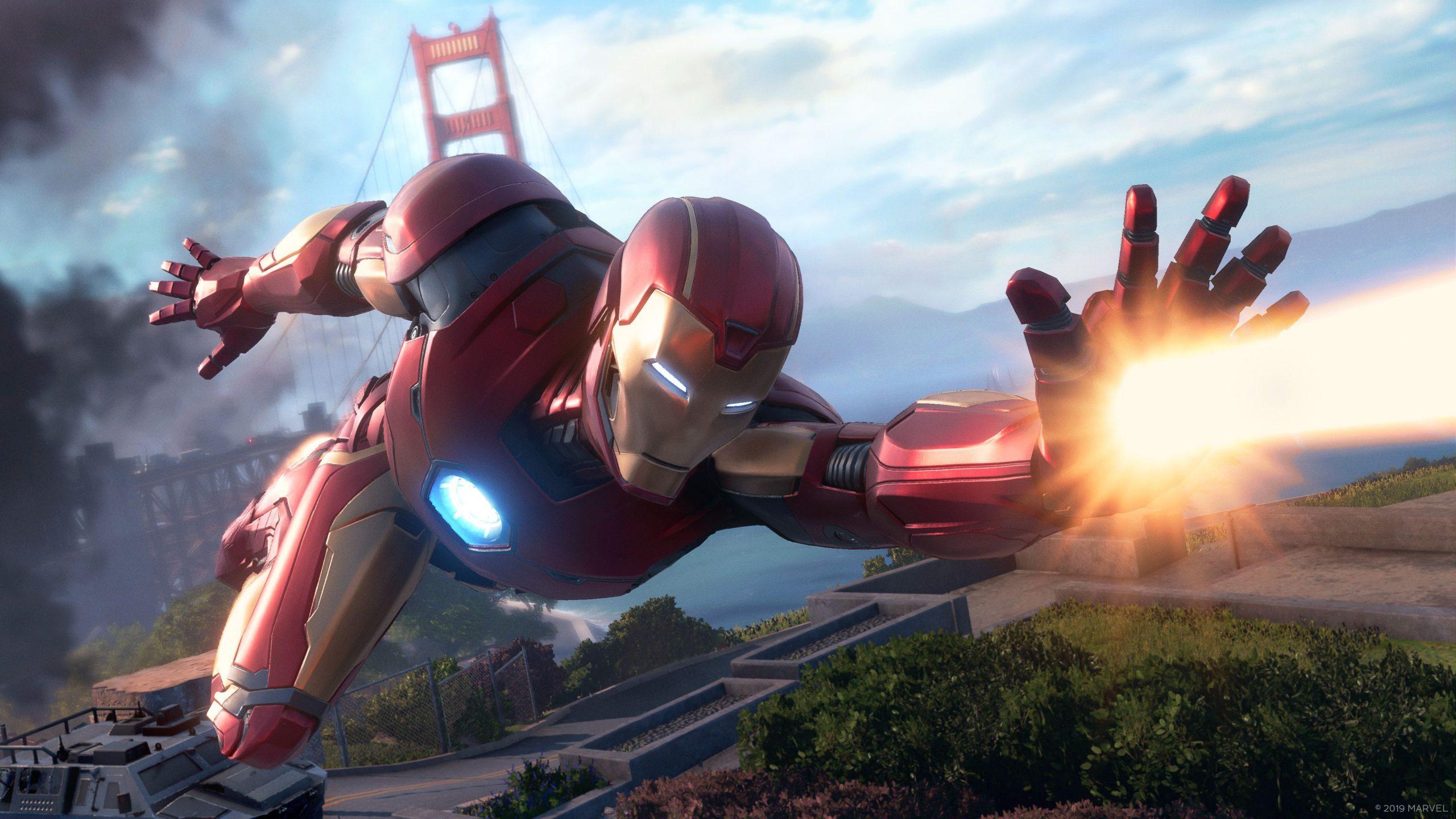 Marvel's Avengers Game Pre-order beta