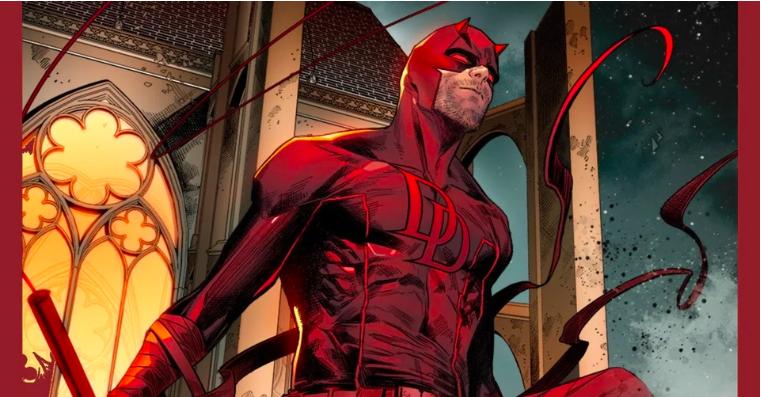 Daredevil New Costume