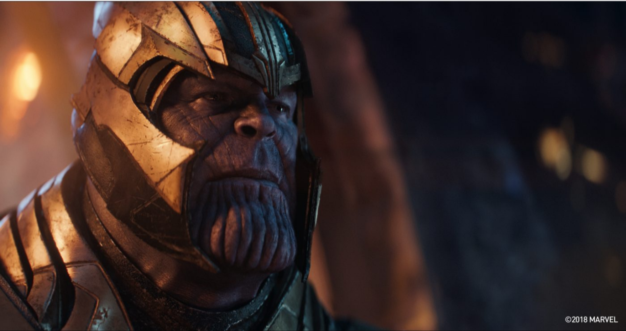 Ray Tracing Thanos