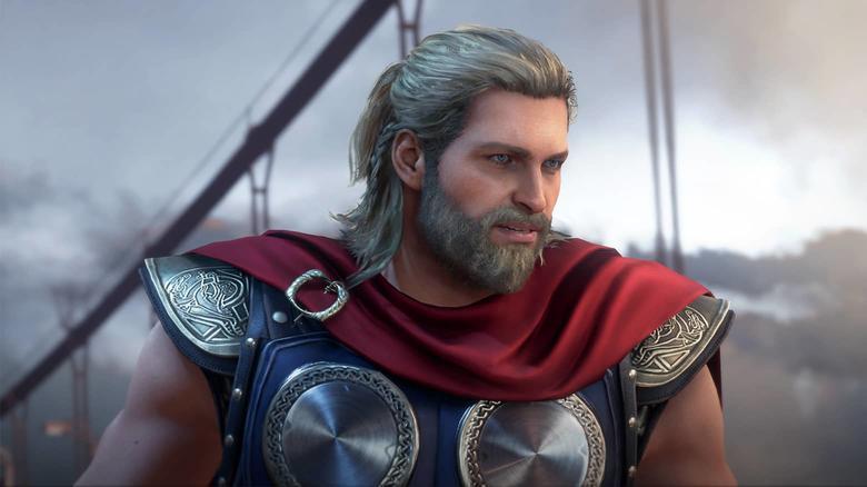 Thor Marvel's Avengers Game