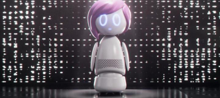 Ashley Too Robot Companion Black Mirror