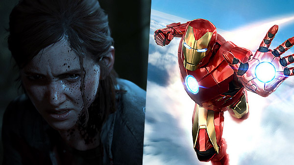 Iron man VR and Last Of Us 2 Delayed