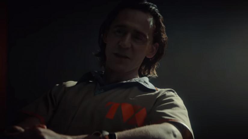 Loki TV series super bowl trailer screenshot