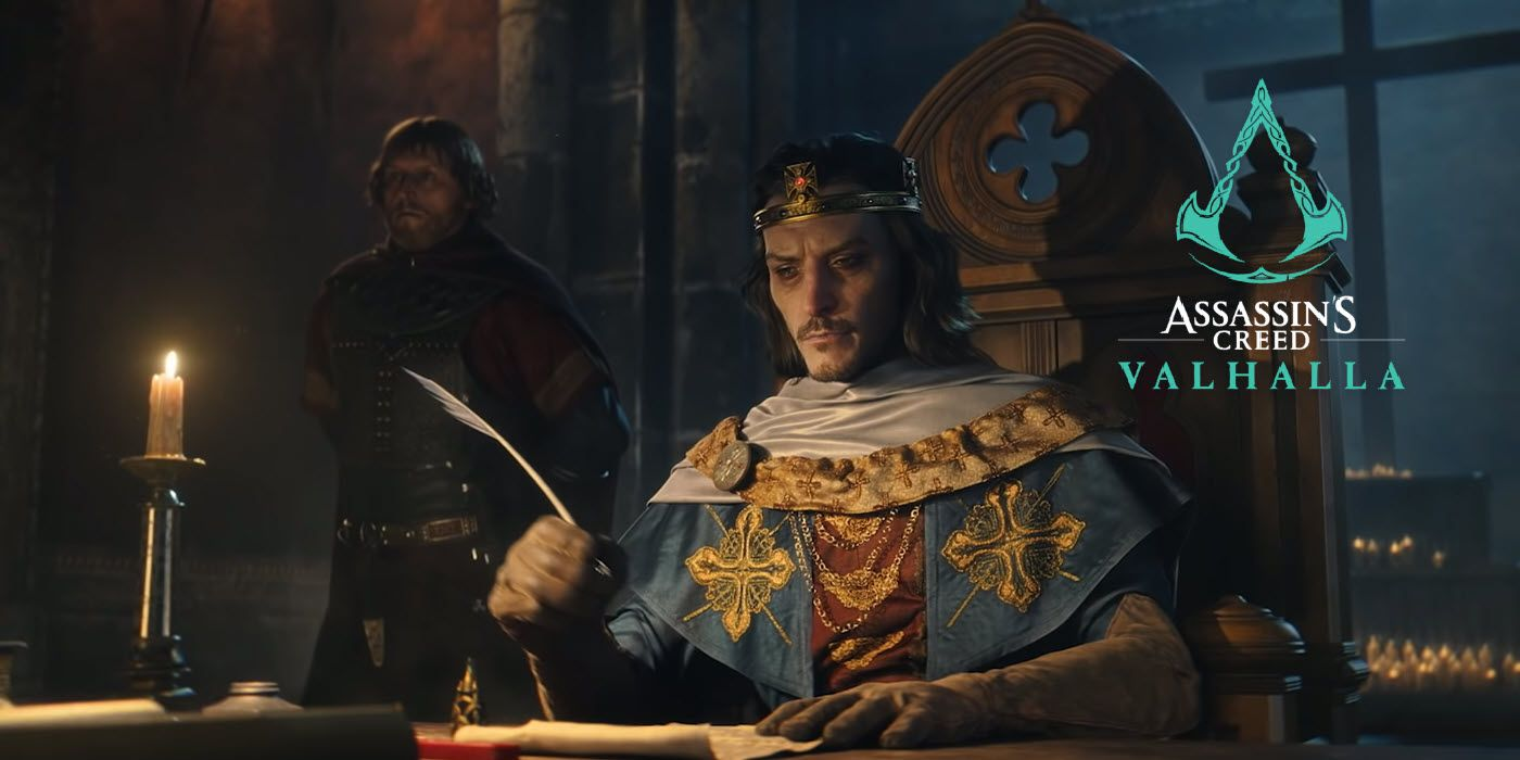 Alfred The Great Assassin's Creed Valhalla