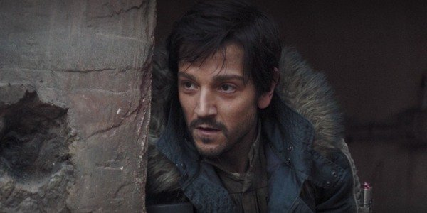 Cassian Andor Rogue One Star Wars