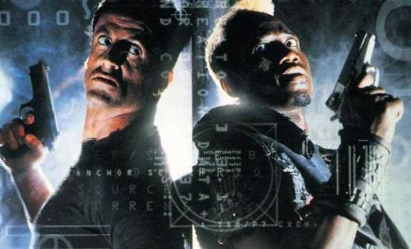 Demolition Man 1993 Poster