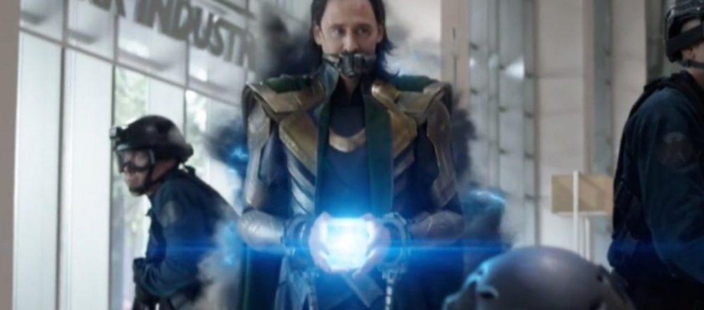 Loki Time Heist Avengers Endgame