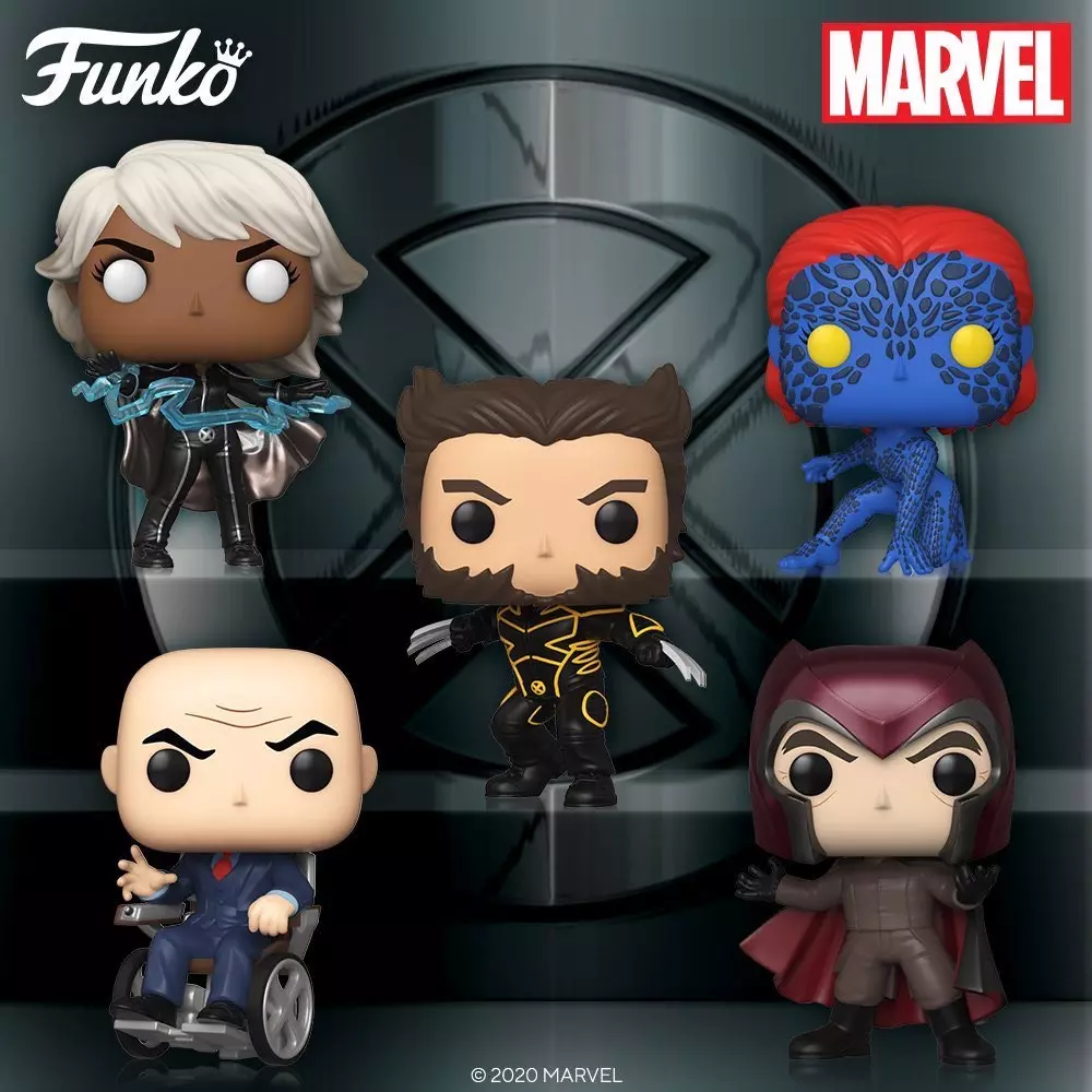 X-Men Funko Pop! Vinyls