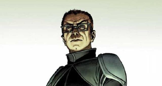 Henry Gyrich Marvel