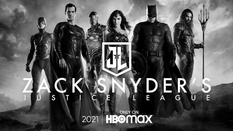 Justice League Snyder Cut Confirmed With Official Title and Posters
