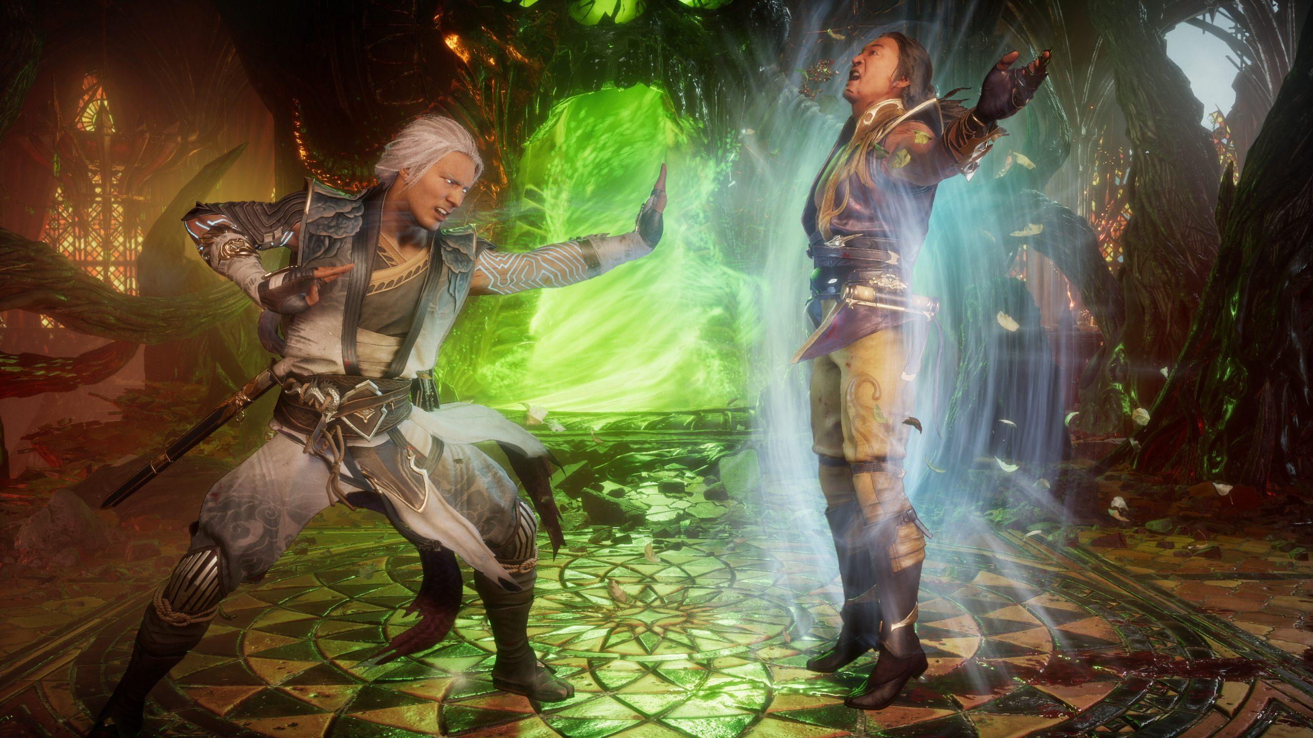 Mortal Kombat 11 After Expansion DLC