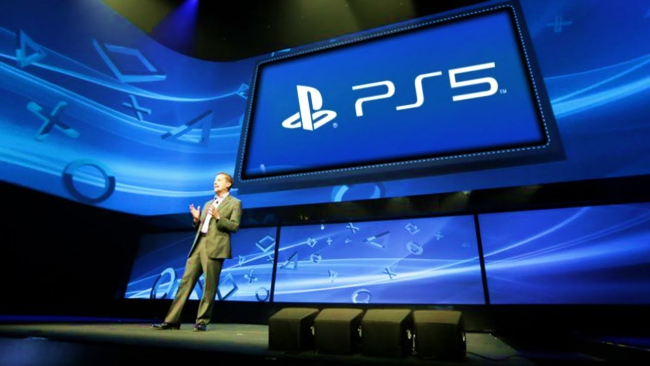 Sony PlayStation 5 Game Reveal Event
