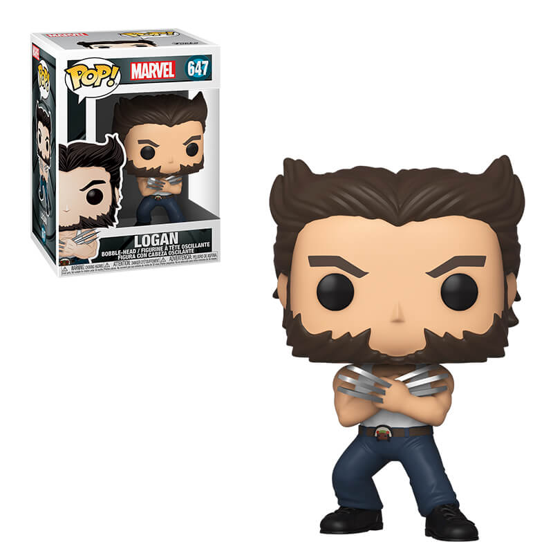 Logan X-men Funk Pop Vinyl