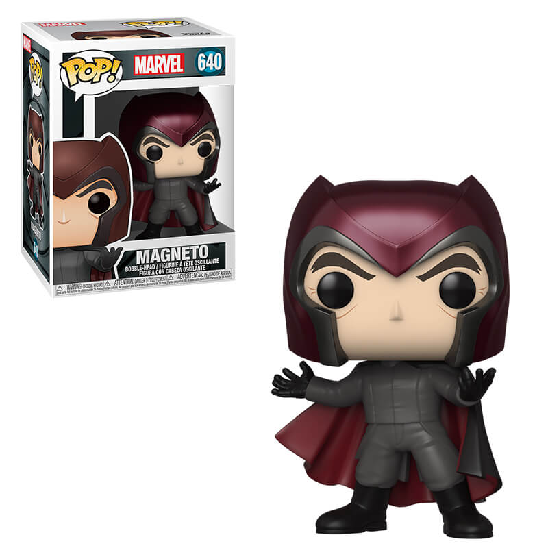 Magneto X-men Funk Pop Vinyl