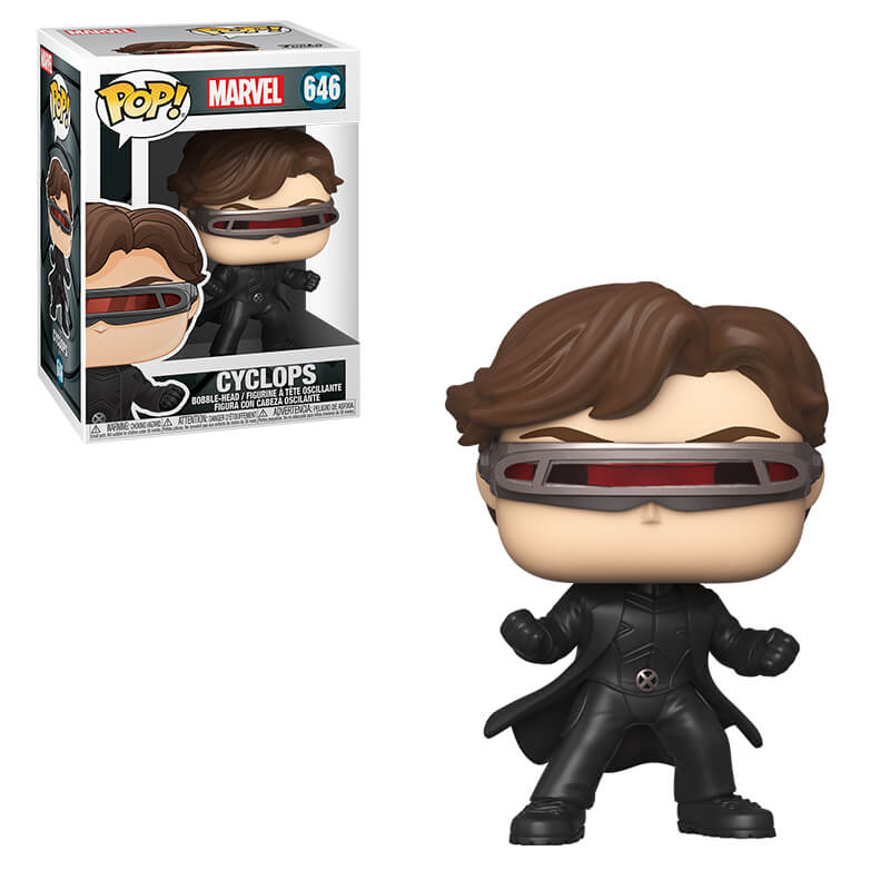 Cyclops X-men 2 Funk Pop Vinyl