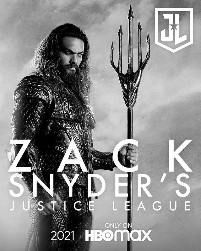 Aquaman Justice League Snyder Cut