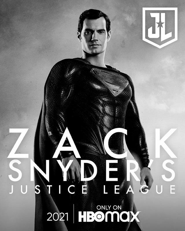 Superman Justice League Snyder Cut