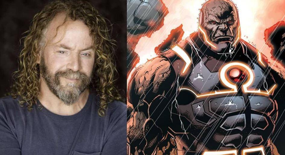 Ray Porter Darkseid Justice League