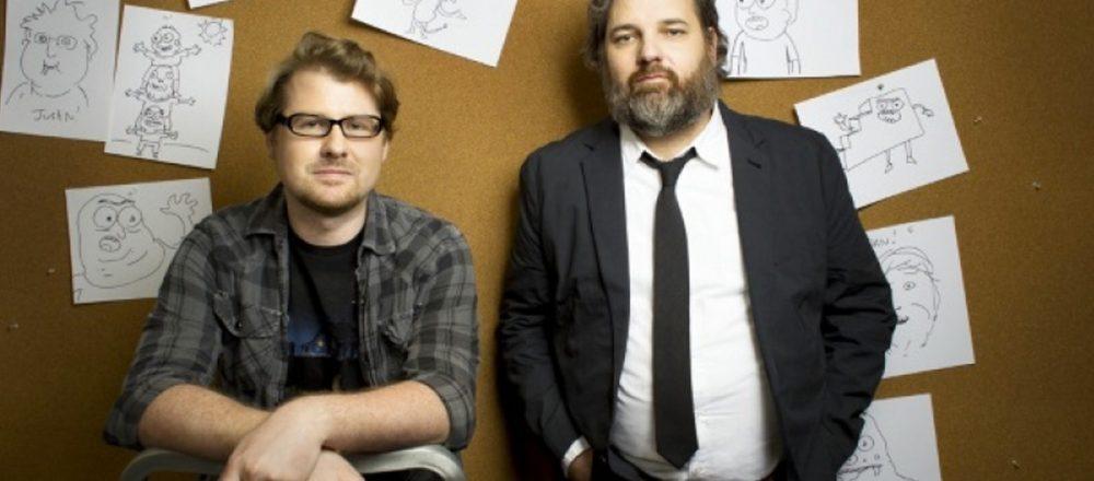 Justin Roiland & Dan Harmon
