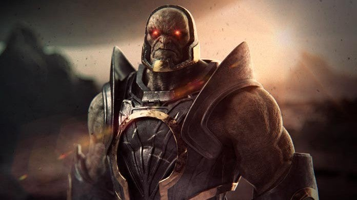 Justice League Snyder Cut Darkseid