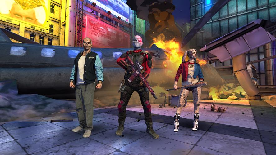 Suicide Squad Video Game
