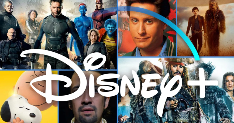 Disney+ Fox Marvel Star Wars X-men