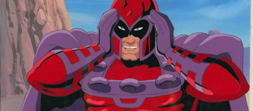 Magneto X-men the animated series