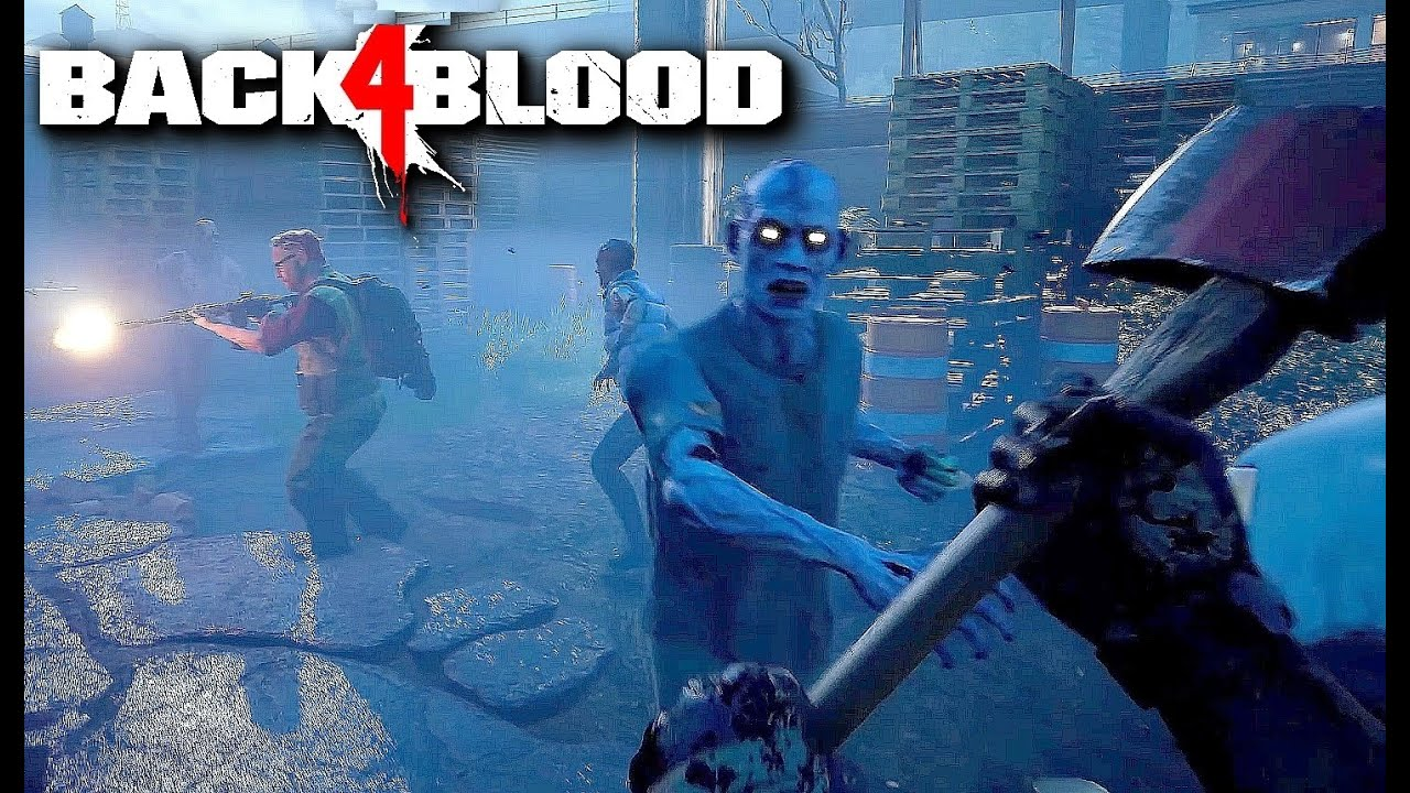 Back 4 Blood June 2021 video game releases