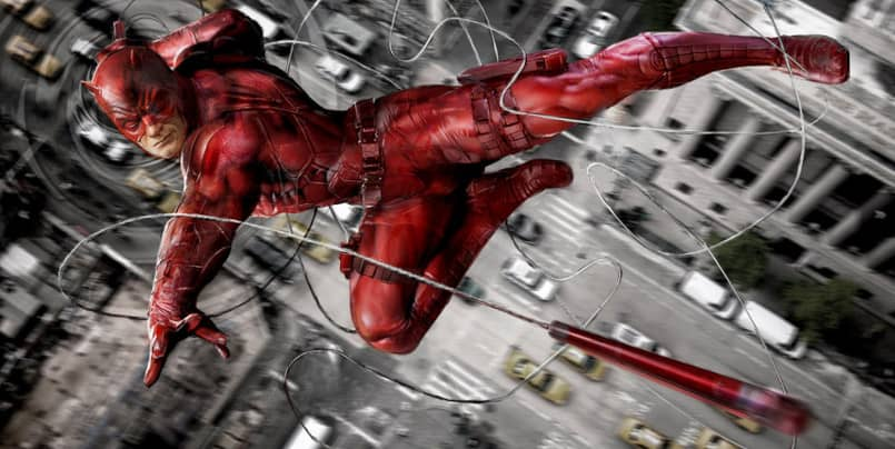 Daredevil superheroes with disabilities