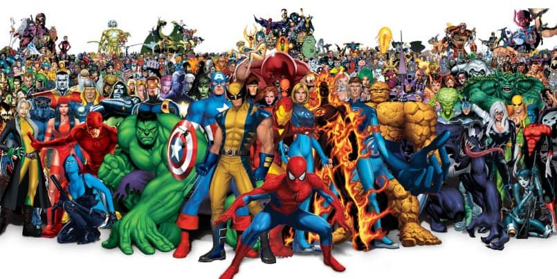 superheroes and villains with disabilities