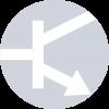 Circle Icons Tranzistor @10x